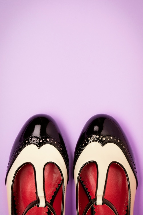 360c7f5871e7 Lulu Hun Georgia Black Shoes 401 50 21705 27092017 007p