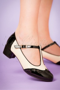 Lulu Hun Georgia Black Shoes 401 50 21705 27092017 001pW