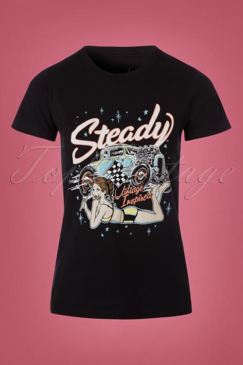 Steady Clothing Final Lap T Shirt 111 10 23452 20171009 0003W
