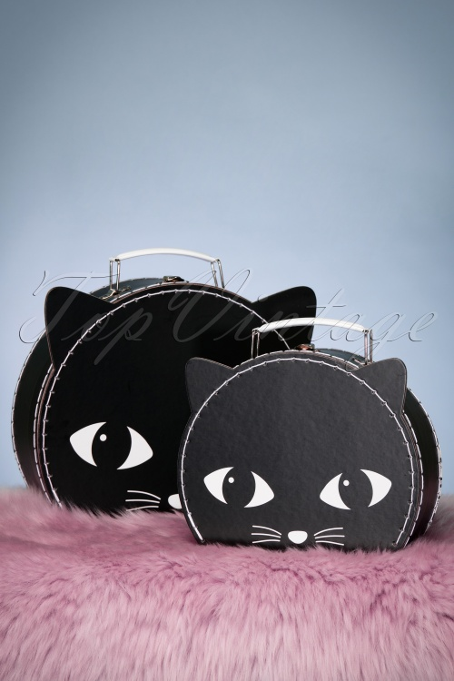 Lucky The Black Cat Set of two bags 215 10 23328 09102017 028W