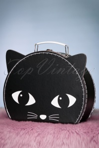 Lucky The Black Cat Set of two bags 215 10 23328 09102017 017W