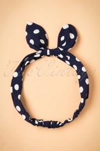 Vixen Polka dot Headband 208 31 23375 04102017 001W