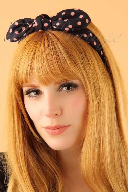 Vixen Bow Headband 208 22 23062model01W