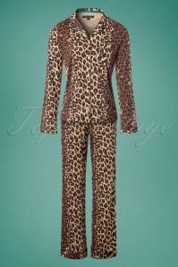 King Louie Dusty Pyjama Brunette Jaguar 189 58 21406 20171011 0021w