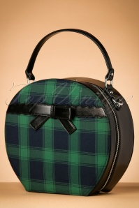 Vixen Ivy Hat Bag Green 212 49 22159 23052017 004W