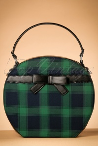 Vixen Ivy Hat Bag Green 212 49 22159 23052017 001W
