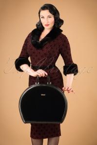 Collectif Black Travel Handbag 212 10 18968 06072017 modelW