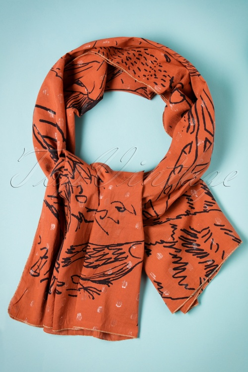 Darling Divine Scarf Cute Cat 240 21 23440 10102017 013W