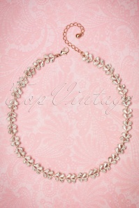 Collectif Crystal necklace 300 92 21644 06072017 005W