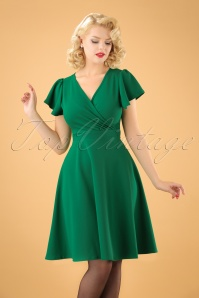 Vintage Chic Waterfall Dress 102 20 22479 20170915 0009W
