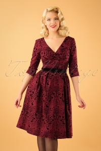 Bunny 50s Sherwood Forest Dress 102 27 22595 20170912 001W