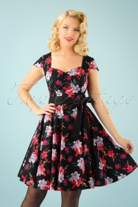 Bunny Liliana Floral Swing Dress 102 14 22608 20170912 1W