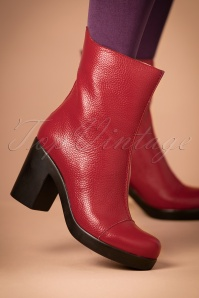 Wow To Go Saker Red Bootie 441 20 21521 model 18102017 002W