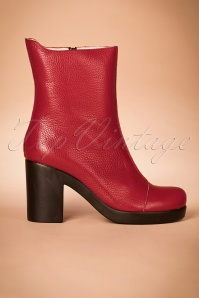 Wow To Go Saker Red Bootie 441 20 21521 12102017 002W