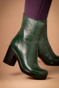Wow To Go Saker Green Bootie 441 40 21522 model 18102017 002W