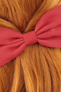 Lidy Bop Red Hair Bow 208 20 23331 model02