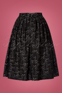 Victory Parade Black Cat Skirt 122 14 23159 20171019 0006W