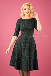 Bunny Peebles 50s Swing Dress 102 49 22598 20170913 0018W