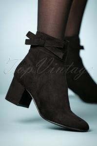 La Strada Black Booties 441 10 23905 model 18102017 003W