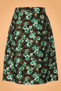 Wow to go!  Green Fleur Skirt 123 49 21616 20171023 0006W