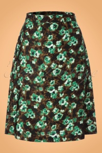 Wow to go!  Green Fleur Skirt 123 49 21616 20171023 0003W