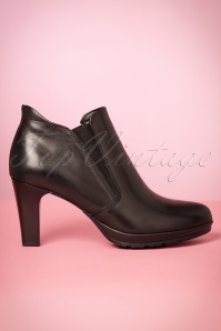 Tamaris Black Booties 441 10 23805 18102017 002W