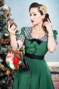 Woody Ellen Roses Bag  212 27 22194 20171018 01w