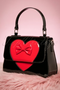 50s Cupid Bag in Black