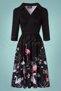 Hearts and Roses  Black Swan Swing Dress 102 14 22733 20171026 0006W