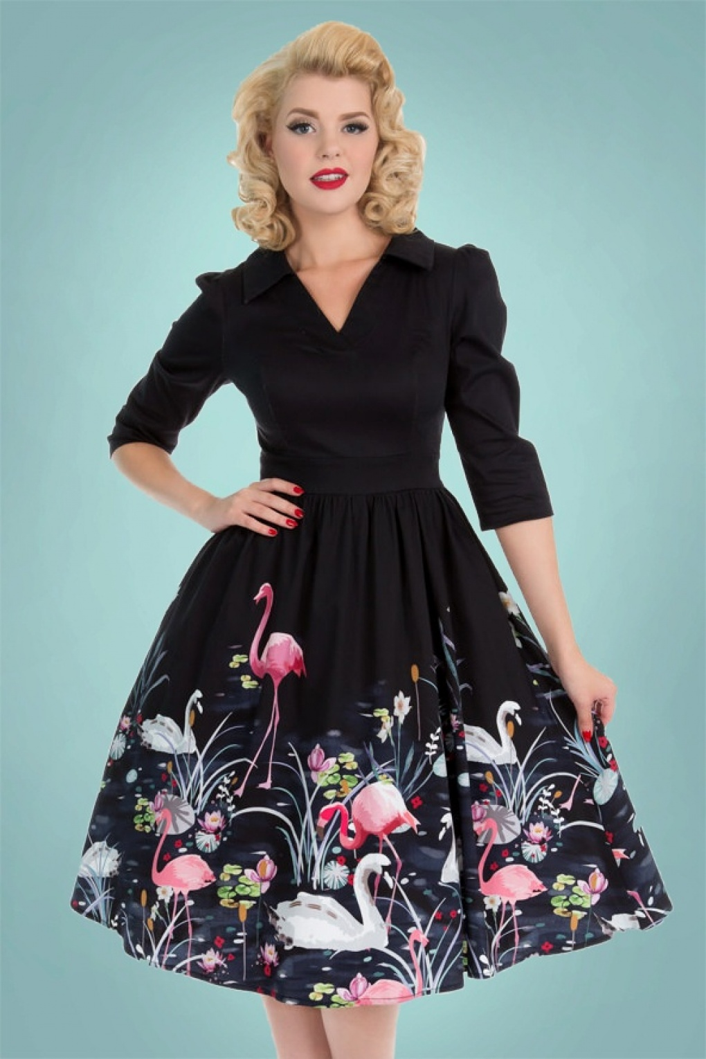 Vintage Style Christmas Dresses, Sweaters, Clothing