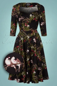 Hearts and Roses  Black Swan Swing Dress 102 14 22733 20171026 0031W1