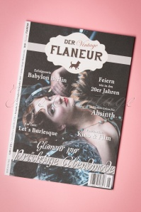 Der Vintage Flaneur Ausgabe 25 November Dezember 2017 531 99 24014 01w