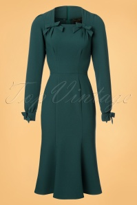 Stop Staring Miclna Dress in Forest Green 100 40 22521 20171031 0002W