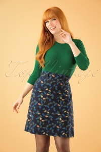 Wow To Go! Freeze Skirt in Blue 123 39 21612 20171002 1W