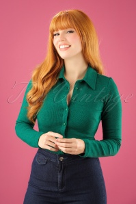 Wow To Go! Pole Blouse in Green 112 40 21615 20171002 1W