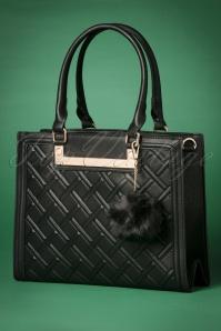 La Parisienne Classic Black Handbag 212 10 23826 20171023 0024w