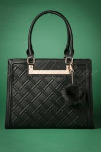 La Parisienne Classic Black Handbag 212 10 23826 20171023 0012w