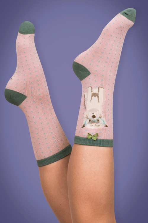 Powder Short Dog Socks 179 22 22434 01