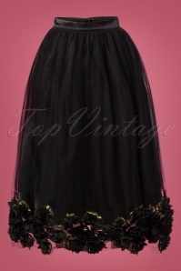 Bunny Coppelia Tulle Floral Skirt 122 10 22614 20171106 0005W