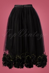Bunny Coppelia Tulle Floral Skirt 122 10 22614 20171106 0002W