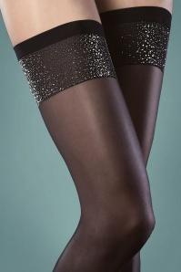 Fiorella Trixie 20 Den Glitter Stockings 173 10 23745 01blue