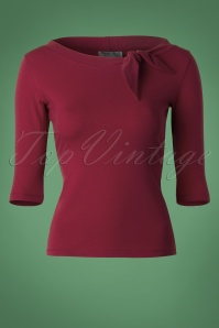 Heart of Haute Mandie Bee Top Red 113 20 23071 20140605 0002W