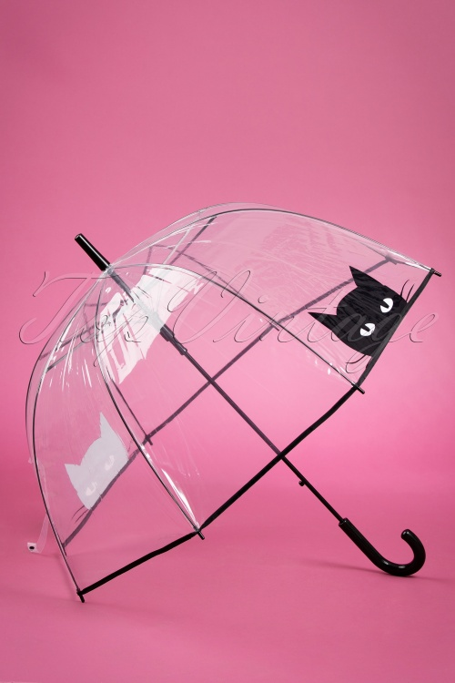 So Rainy Black Cat Umbrella 270 98 22100 06112017 015W