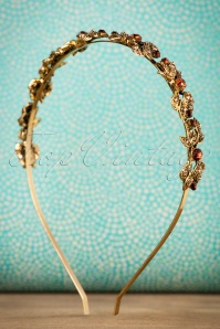 Rosie Fox Gold Hairband 208 91 23767 01112017 003W