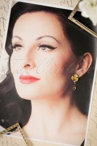 Rosie Fox Honey Rose Earrings 333 80 23774 01112017 016W