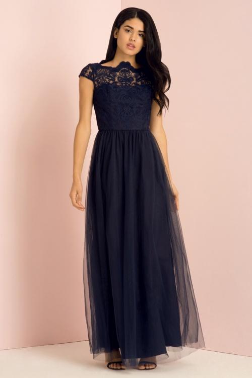 Chi Chi London Bealey Blue Maxi Dress 108 31 24071 20171107 0012