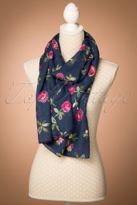 Kaytie Blue Rose Scarf 240 39 23662 20171103 0005w