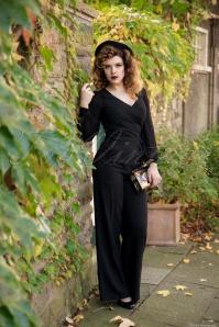 Vixen Rosemary Jumpsuit in Black 133 10 19473 20161005 0018CROPw