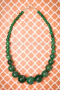 Splendette Carved Deep Green Fakelite Beads 300 40 23727 20171109 0006w