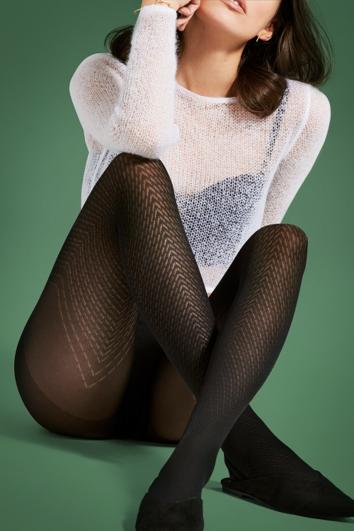 Fiorella SUNDAY 40 Den Tights 171 14 23841 02